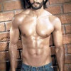 Ranveer Singh Shirtless 2016
