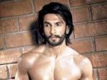 Ranveer Singh Shirtless 2016