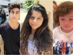 My children Aryan, Suhana and AbRam are very sorted, says Shah Rukh Khan