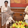 Kajol Meeting With Modi