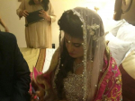 Astrologer Samiah Khan Wedding Pics & Video