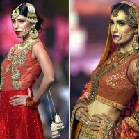 Karachi Bridal Fashion Show 2016