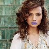Pakistani Actresses In Purple Lipstick