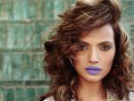 Pakistani Actresses In Purple Lipstick