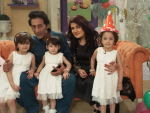Pakistani Celebrities having Only Daughters