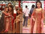 Ahmed Hassan and Nousheen Ibrahim's Grand Wedding in Good Morning Pakistan