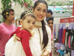 Ayeza Khan At Mother's Day Special Event with Her Hoorain Taimoor