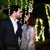 Fatima Effendi and Kanwar Arslan in Family Wedding