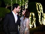 Fatima Effendi and Kanwar Arslan in Family Wedding