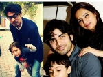 Pakistani Celebrity Couples having only Sons