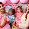 Humaima Malick Birthday Party For Her Niece Ziyara Malik