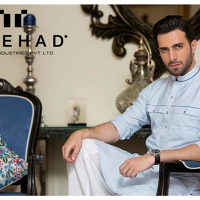 Ittehad Textiles Summer Dresses 2016 for Men