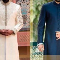 Junaid Jamshed Men Sherwani Collection 2016