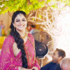 Nadia Jamil With Her Husband and Son in Family Wedding