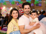Pakistani Celebrities at Momal Sheikh son Birthday Party