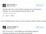 Bollywood shocked at tragic death of Amjad Sabri