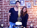 Fahad Mustafa Birthday Pictures