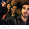 Naveen Waqar and Imran Abbas paired up for Musafir