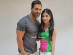 Mawra Hocane With John Abraham Selfies