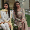 Sanam Saaed & Mehwish Hayat at Mehman Nawaz