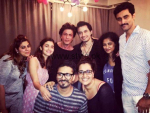 Bollywood Celebrities party for Ali Zafar