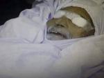 Abdul Sattar Edhi donated his Eyes