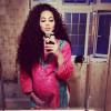 Annie Khalid shows her baby bump