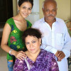 Beautiful Humaima Malik Family Pictures
