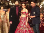 Fawad Khan and Deepika Padukone showstoppers