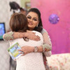 Javeria Abbasi with Daughter in Good Morning Pakistan
