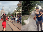 Urwa Hocane and Farhan Saeed Pictures from Netherlands tour