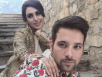 Mikal Zulfiqar and his wife First Photoshoot for Hello Pakistan