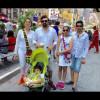 Nida Yasir with Family enjoying in USA
