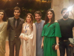 Pakistani Celebrities dinner by High Commission India