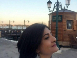 Saba Hamid for Vacations in Italy