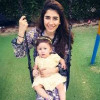 Syra Shahroze with her daughter See Pictures