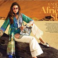 Sapphire Eid Dresses for Women 2016