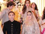 Akabar Hussain & Aleena Naqvi Wedding Pictures