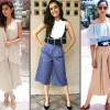 Cool ways to wear culottes Fashion Trends