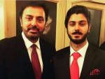 Noman Ijaz Enjoys Vacations with family In Northern Areas