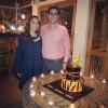 Juggan Kazim celebrated her husband Birthday