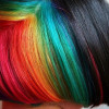Secret Rainbow Hair Colors