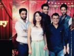 Ushna Shah At Teri Meri Love Story Music Launch