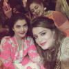 Pakistani Celebrities At Amber Khan Daughter Wedding Pictures