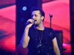 Atif Aslam Performed in Azadi Rock Festival