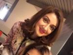 Maria Wasti & Ayesha Sana Enjoy in London Pictures