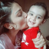 Ayeza Khan Enjoying Rainy With Baby Hoorain