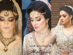 Bridal Walima Makeup 2016