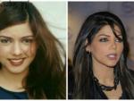 Pakistani Actresses With Face Surgeries