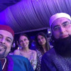 Junaid Jamshed With Pakistani Celebrities